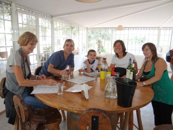 Carinae Wine Tasting