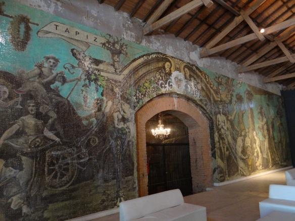 Club Tapiz Mural
