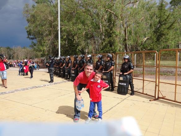Sudamerican police