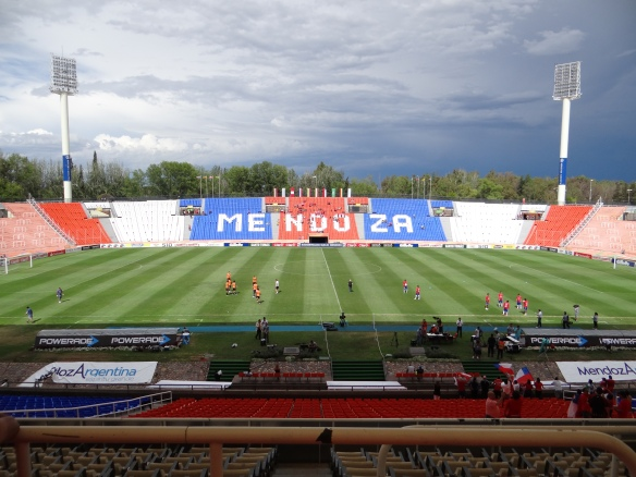 Stadium Mendoza