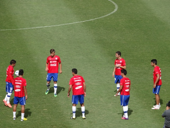 Chile Players Sudamericano