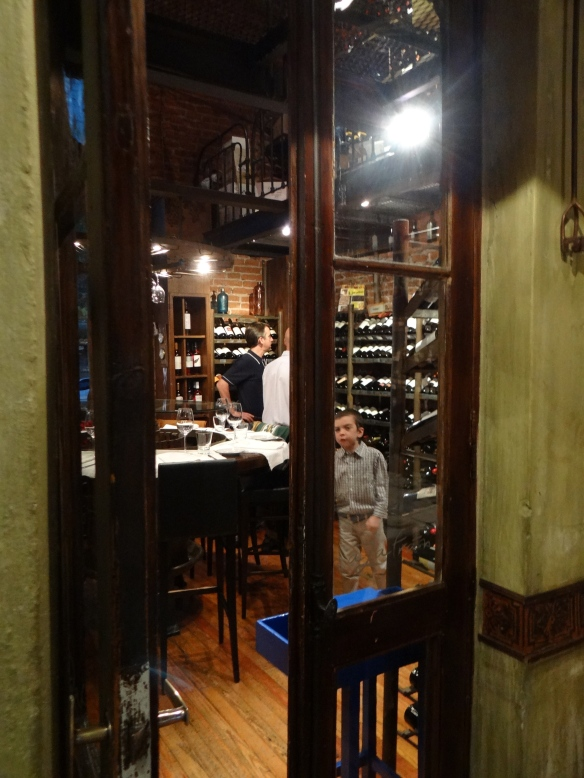 Winecellar Azafram